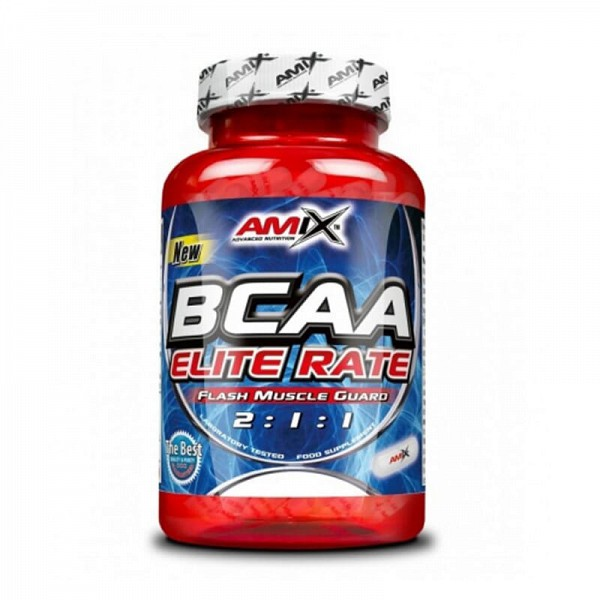 BCAA ELITE RATE (350 CAPS)