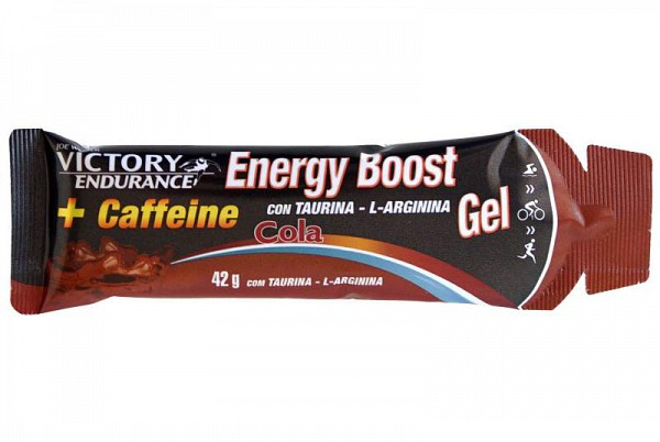 ENERGY BOOST GEL CAFFEINE (42 GRS)