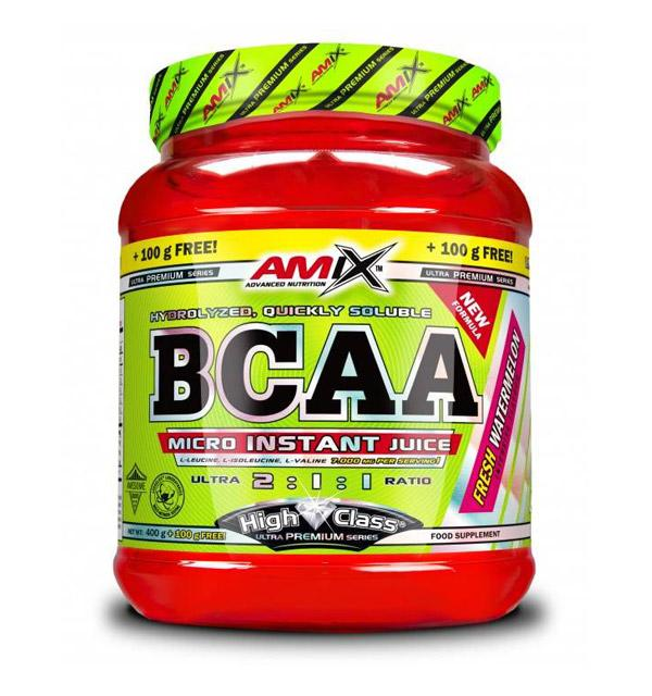 BCAA INSTANT JUICE (500 GRS)
