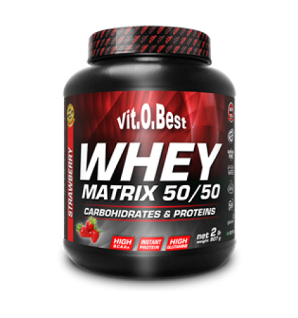 WHEY MATRIX 50-50 (908 GRS)