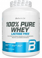 100% PURE WHEY LACTOSE FREE (2,27 KGS)
